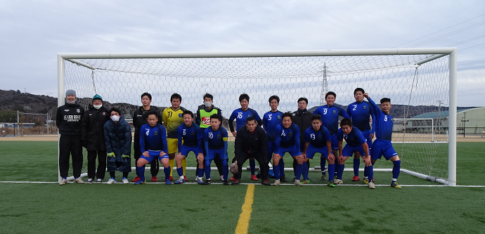 優勝AZZULA.MATSUSHIMA.FC